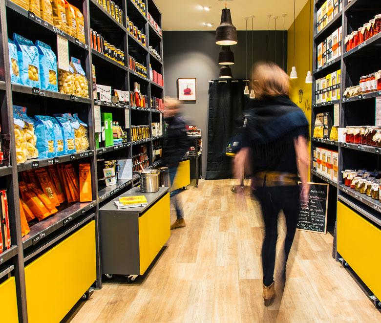 Boutique de pâtes sèches à Rennes : votre pathotèque