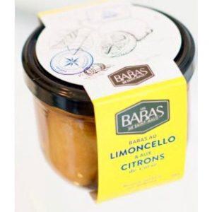 Les fameux babas au limoncello de Luc Mobihan dans l'épicerie italienne Les Bonnes Pâtes