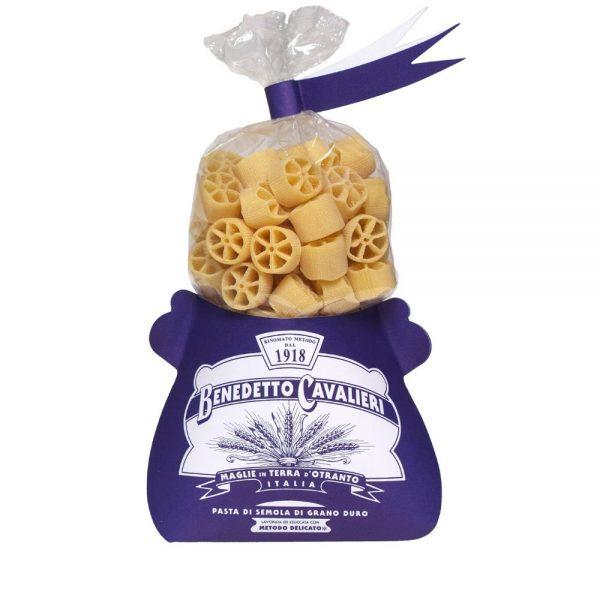 Meilleures pâtes des Pouilles par Benedetto Cavalieri, producteur artisanal représenté dans la boutique rennaise Les Bonnes Pâtes.