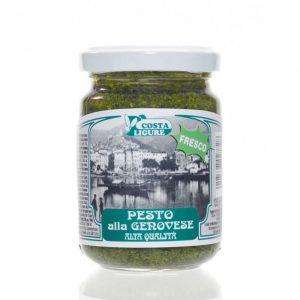 Ce pesto à la génoise de Ligurie est aussi bon qu'un pesto frais