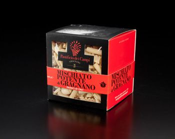 Mischiato potente pâtes mélangées de Gragnano Pastificio dei Campi