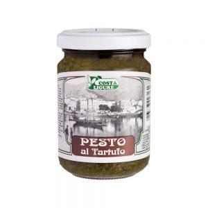 pesto à la truffe du producteur de Ligurie Costa Ligure