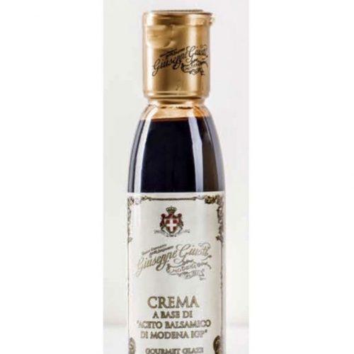 Crème à base de vinaigre balsamique IGP de Modène 50 cl Giuseppe Giusti.