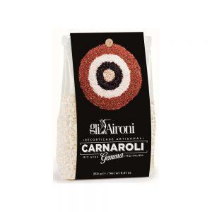 Riz italien Carnaroli Gli Aironi crémeux, sain et savoureux, parfait pour le risotto.