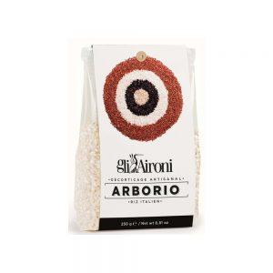 Riz italien Arborio Gli Aironi crémeux, sain et savoureux.