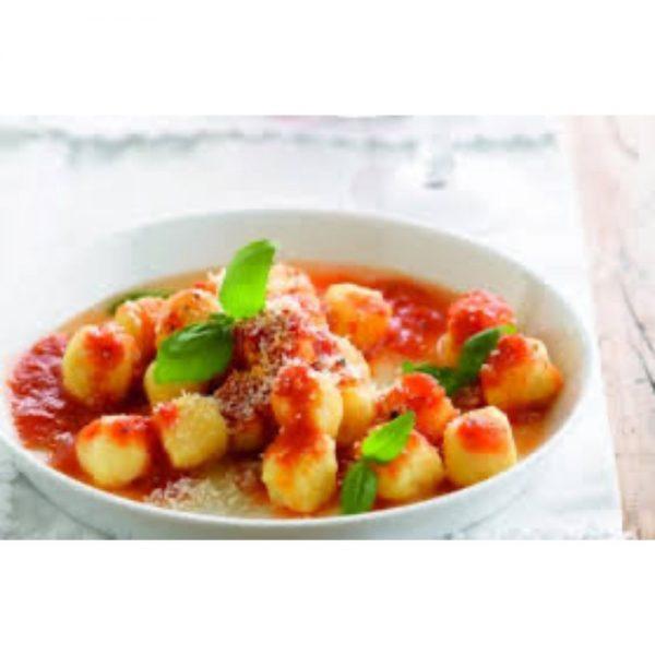 Gnocchi Rustichella à la sauce basilic Italianavera, simple et bon!