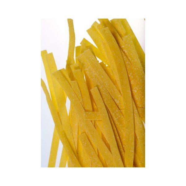 A l'épicerie italienne Les Bonnes Pâtes on trouve aussi des pâtes haut de gamme de Venise, les Cipriani.