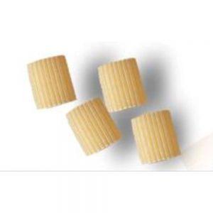 Mezze maniche issus de l'agriculture biologique pour une cuisine italienne saine et savoureuse.
