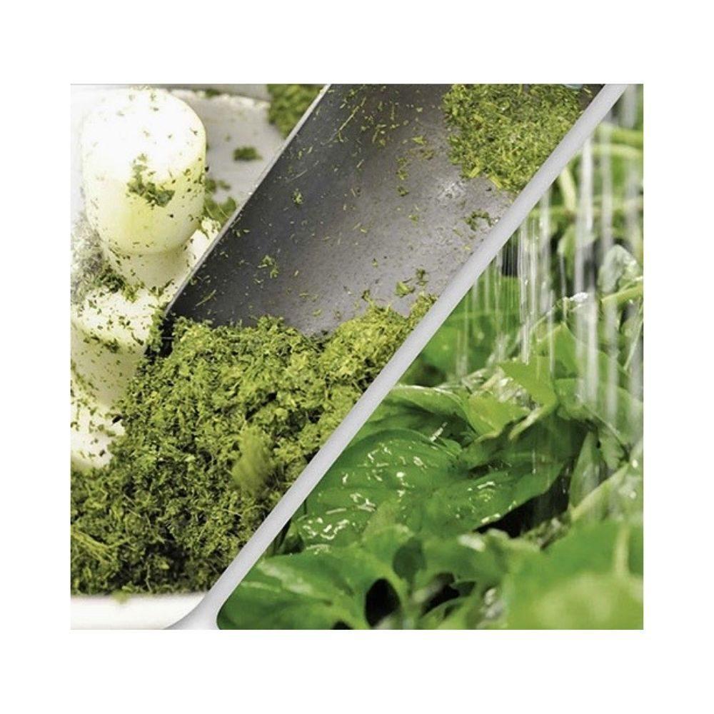 DEs herbes aromatiques fraîches, des produits de qualité pour ce pesto basilic.
