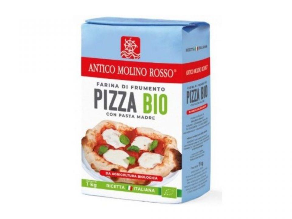 Vous voulez jouer au pizzaiolo maison? Essayez cette farine type 0 spéciale pizza!