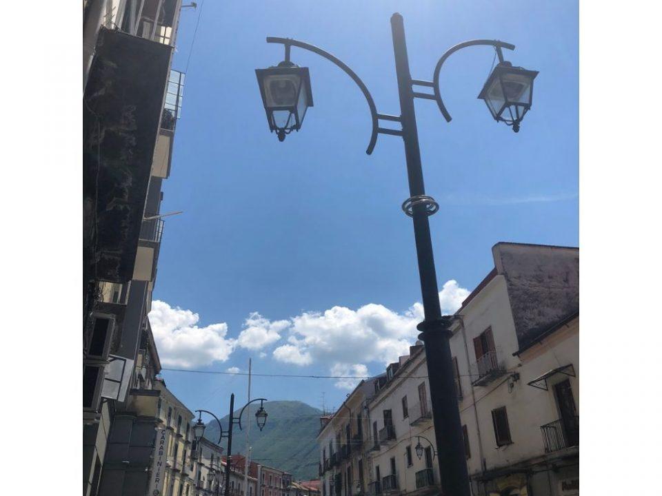Gragnano, la ville des pâtes située en Campanie au Sud de l'Italie.