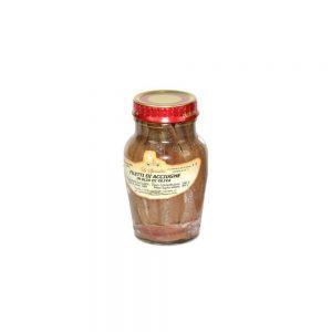 Colimena propose dans l'épicerie italienne Les Bonnes Pâtes des filets d'anchois dans l'huile d'olive, très utlisés dans les sauces italiennes.