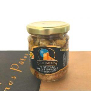 Délicieux pesto de la mer au thon et tomates séchées de Colimena, idéal pour accompagner les Bonnes Pâtes de la boutique.
