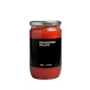 Dans l'épicerie italienne Les Bonnes Pâtes, on trouve aussi de bonnes sauces tomates naturelles pour la cuisine italienne.