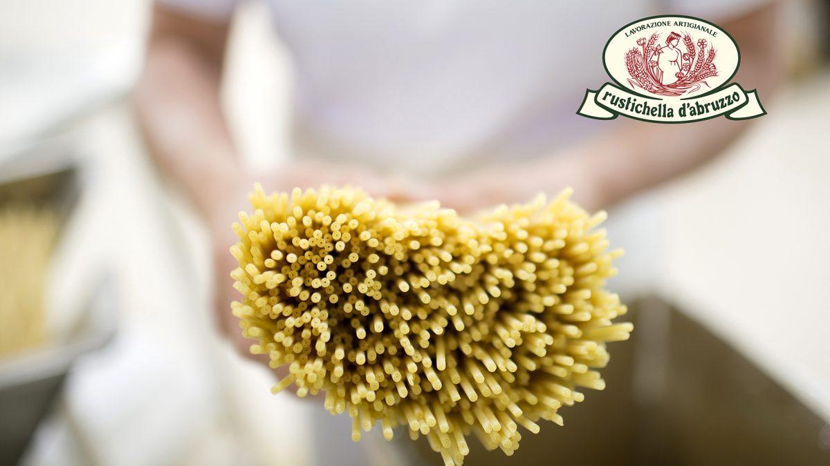 """Les pâtes artisanales Rustichella d'Abruzzo sont à retrouver dans l'épicerie fine italienne ou en ligne chez """"Les Bonnes Pâtes"""""""