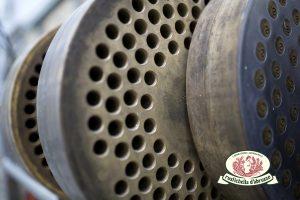 Des tréfileuses en bronze pour mieux retenir la sauce dans les pâtes italiennes Rustichella d'Abruzzo.