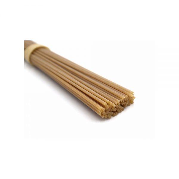 Spaghetti Giovanni Fabbri au blé ancien de Toscane le Cappelli, idéal pour les personnes sensibles au gluten.