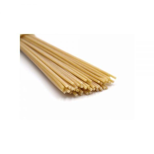 Quelle chance de trouver dans la boutique Les Bonnes Pâtes les spaghetti de l'excellent producteur artisan de Toscane Giovanni Fabbri.