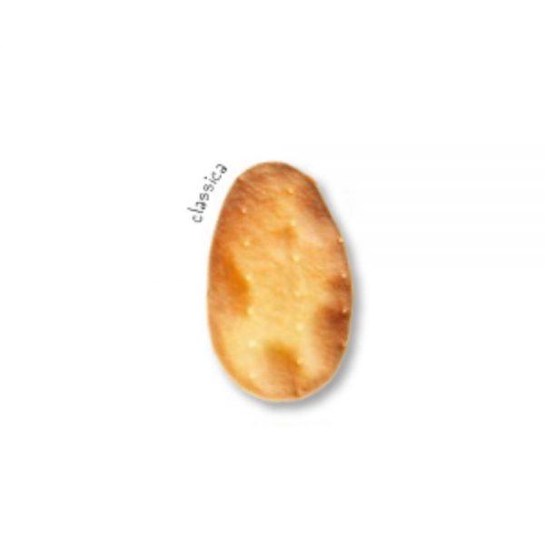 En vente dans la boutique els Bonnes Pâtes, les mini lingue comme des petits crackers que l'on peut utliser à l'apéritif avec antipasti ou tapas.