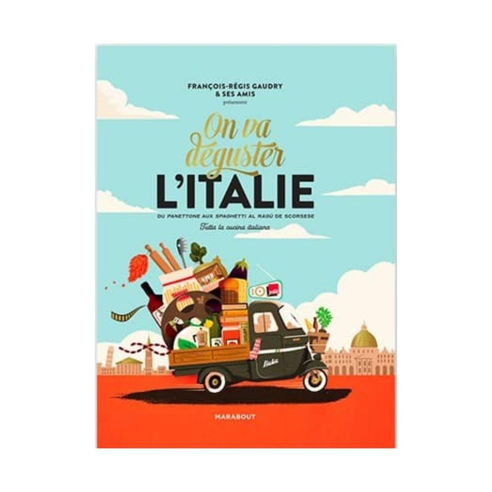 Nouveau à la boutique Les Bonnes Pâtes, ce merveilleux ouvrage sur l'Italie et ses secrets culinaires.