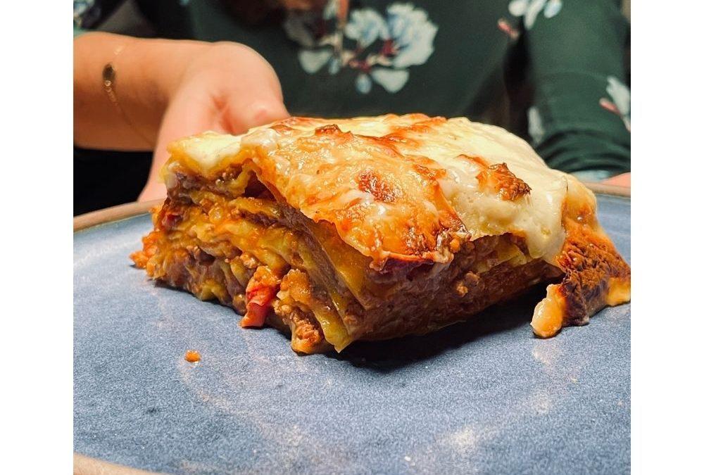 Résultat garanti avec ces feuilles de lasagne Rustichella.