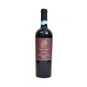 """Retrouvez chez Les Bonnes Pâtes à Rennes, le vin rouge italien Aglianico Del Vulture DOC """"Certamen"""""""