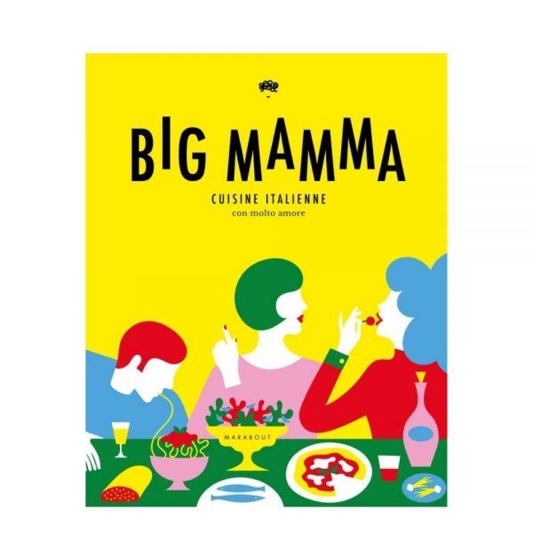 Après le restaurant parisien, le livre de recettes Big Mamma pour cuisiner au mieux les produits de la boutique Les Bonnes Pâtes
