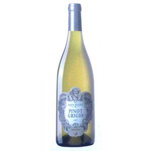 Vin blanc sec et fruité italien le Pinot Grigio.