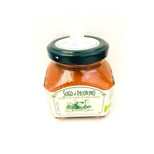 Encore une bonne sauce italienne bio de Macina Ligure à l'épicerie rennaise pour vos bonnes pâtes!